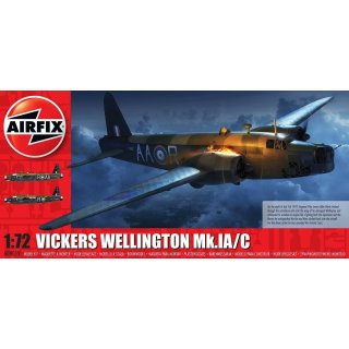 1:72 Airfix  Vickers Wellington Mk.IA/C