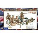1/35 gecko Models WWII British MG Team