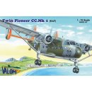 1/72 Valom Scottish-Aviation Twin Pioneer (RAF) Decals...