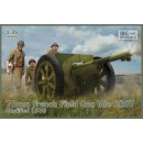 1/72 IBG Models 75mm French Field Gun Mle 1897-Modified 1938