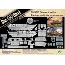 1/35 Das Werk Zimmerith Set for Panther mid/late DB Pattern