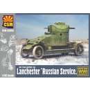 1/35 Copper State Models Lanchester with Hotchkiss 37mm gun