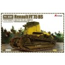 1/72 Flyhawk Renault FT75 BS   1+1
