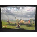 1/72 Dora Wings Percival Vega Gull (military service)