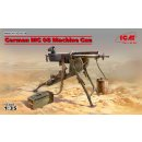 1:35 ICM German MG08 Machine Gun