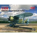 1:48 ICM I-153,WWII China Guomindang AF Fighter