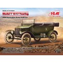1:35 ICM Model T 1917 Touring,WWI Australian Army Staff Car