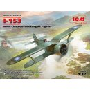 1:32 ICM I-153, WWII China Guomindang AF Fighter