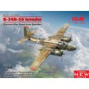1:48 ICM B-26B-50 Invader, Korean War American Bomber