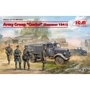1:35 ICM Army GroupCenter(Summer 1941)(Kfz1,Typ...