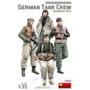 1:35 Mini Art German Tank Crew.Kharkov 1943
