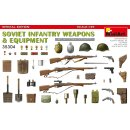 1:35 Mini Art Soviet Infantry Weapons and Equipment....