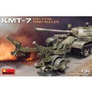 1:35 Mini Art KMT-7 Mid Type Mine-Roller