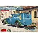 1:35 Mini Art Lieferwagen Typ 170V German Beer Delivery Car