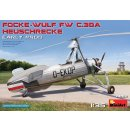 1:35 Mini Art Focke-Wulf Fw C.30A Heuschrecke. Early Prod