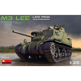 1:35 Mini Art M3 Lee Late Prod.