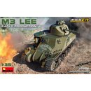 1:35 Mini Art M3 Lee Early Prod. Interior Kit