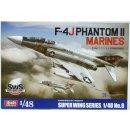1/48 Zoukei Mura F-4J Phantom II  Marines