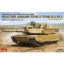 1/35 Rye Field Model M1A2 SEP Abrams TUSK I / TUSK II   2in1