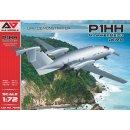 1/72 A & A models P1.HH Hammerhead (Demo) UAV