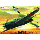 1/72 AZ model Yokosuka D4Y5 Judy Night Fighter
