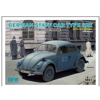 1/35 Rye Field Model German Staff car type 82E