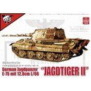 1/35 Modelcollect E-75 with 12,8cm L/66 JAGDTIGER II