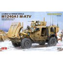 1/35 Rye Field Model M1240 A1M-ATV with interior