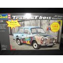 1/24 Revell Trabant  20 Jahre Mauerfall