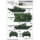 1:35 Trumpeter Russian T-72A Mod1979 MBT