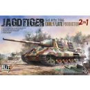 1/35 Takom Jagdtiger early/late 2in1