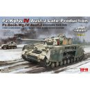 1/35 Rye Field Model Pz.Kpfw.IV or Beob.Wg.IV 2in1