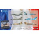 1/72 Special Hobby Mirage F.1 Duo Pack and Book