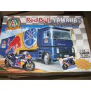 1/24 Italeri Red Bull Yamaha WCM Racing Truck with...