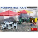 1/35 Mini Art Modern Street Cafe