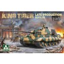 1/35 Takom King Tiger late production