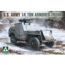 1/35 Takom US Army 1/4 Ton Armored Truck