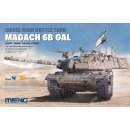 1/35 Meng Model IDF Magach 6B GAL