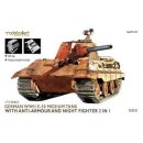 1/72 Modelcollect E-50 medium Tank Night Fighter