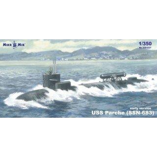 1/350 Micro-Mir USS Parche (SSN-683)