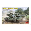 1/35 Rye Field Model Challanger 2 TES