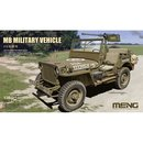 1/35 Meng Model MB Military Vehicle