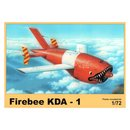 1/72 Plus Model Firebee KDA-1