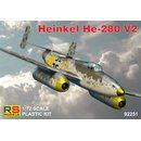 1/72 RS Models Heinkel He-280 V2
