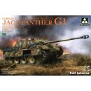 1/35 Takom Jagdpanther G1 with Full interior