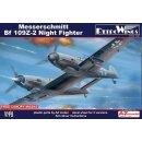 1/72 AZ model Messerschmitt Bf-109Z-2
