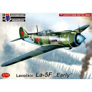 1/72 KP model La-5F early
