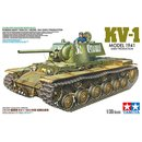 1/35 Tamiya KV-1 model 1941 early