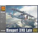 1/32 Copper State Models Nieuport XVII late