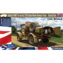 1/35 Gecko Models Bedford MWC 15-cwt 4x2 200 Gallon Water...